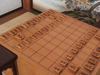 Shogi is a game for two players using shogi pieces and a board. The players compete in accordance with a set of rules.While there are many different games that bear a certain resemblance to shogi around the world today, this description is confined to Japanese-style shogi. In Japanese-style shogi as in the styles of shogi in other countries, the object is to capture your opponent's pieces more quickly than your opponent captures yours. There is one rule distinctive to Japan, however: the captured pieces can be used again by the player capturing them.